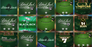 Casino Heroes Blackjack