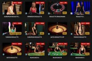 Casino Cruise Live Casino