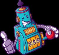 Slotsion robot