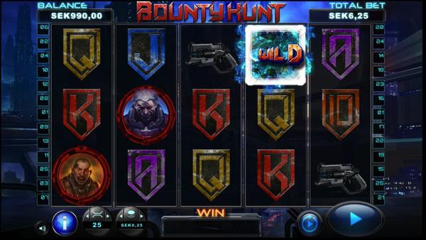 Bounty Hunt Video Slot