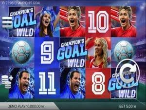 Champions Goal Video Slot