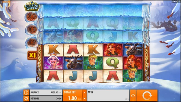 Crystal Queen Video Slot