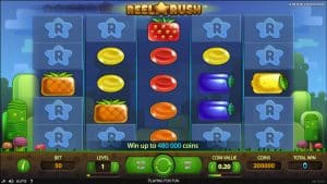 Reel Rush Video Slot