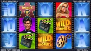 Bloopers video slot