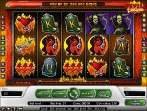 Devil's Delight Video Slot
