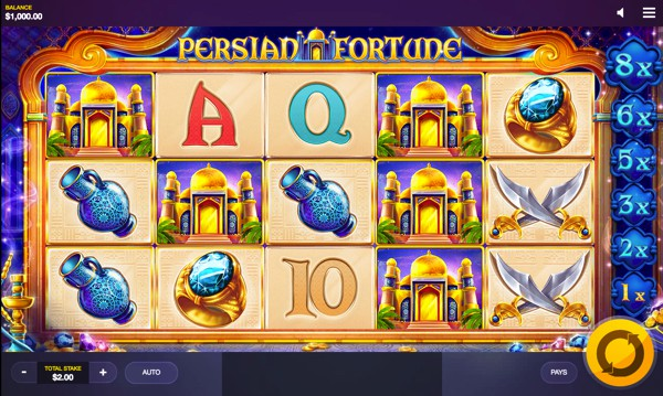 Persian Fortune Video Slot