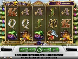 Piggy Riches Video Slot