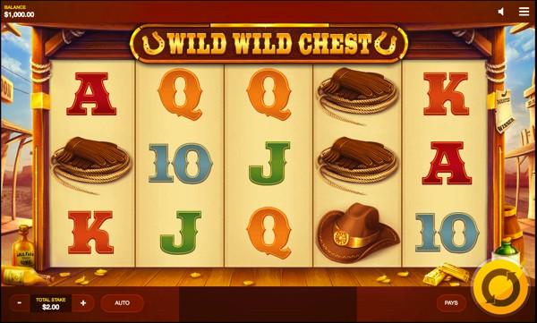 Wild Wild Chest Video Slot